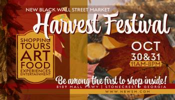 New Black Wall Street Market   Harvest Festival